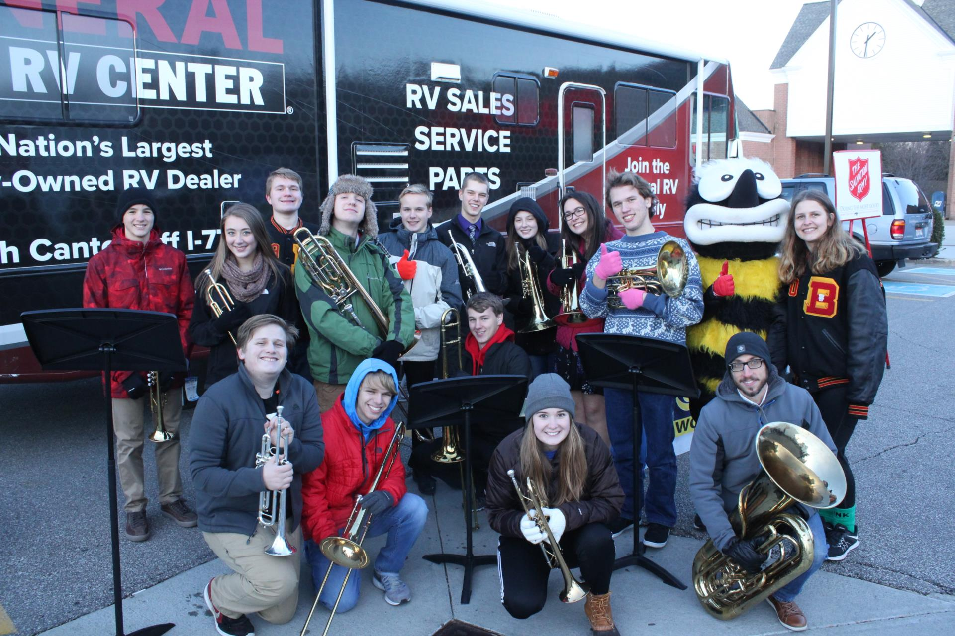 BBHHS Brass Choir