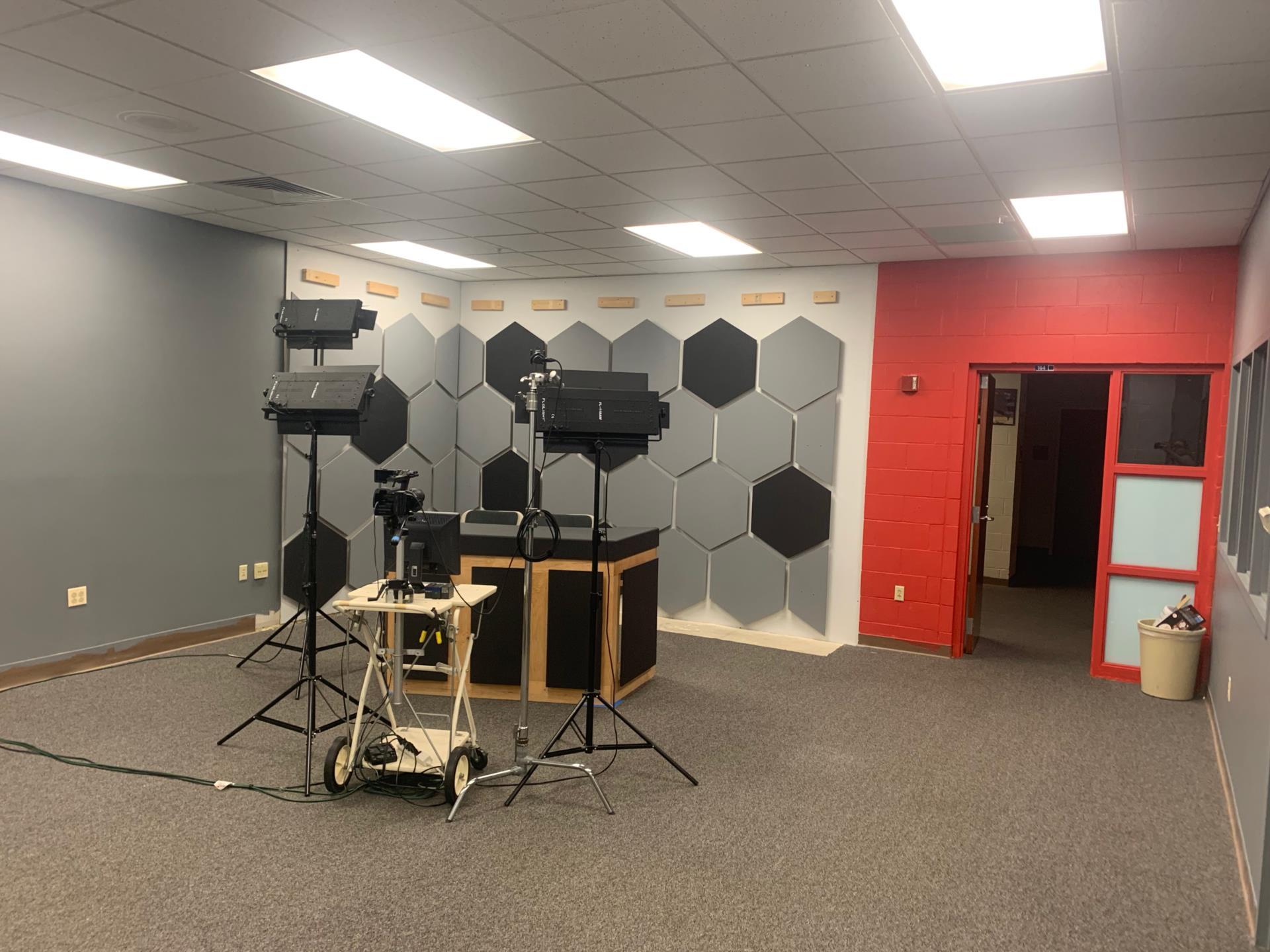 BeeTV finished renovations