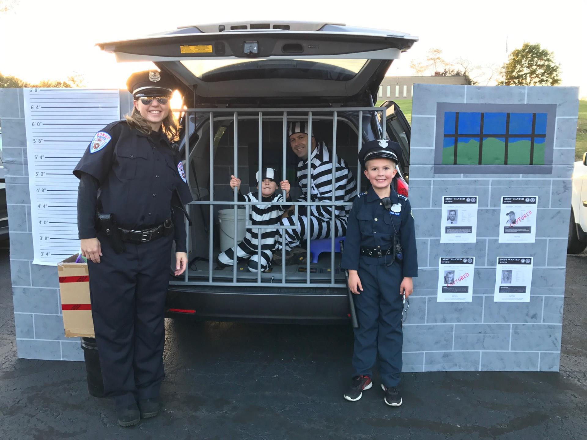 Hilton Trunk or Treat