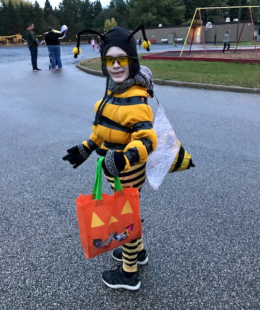Hilton Trunk or Treat Event