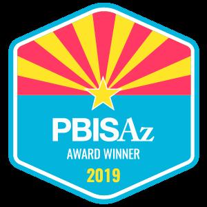 PBIS Az Award Winner 2019