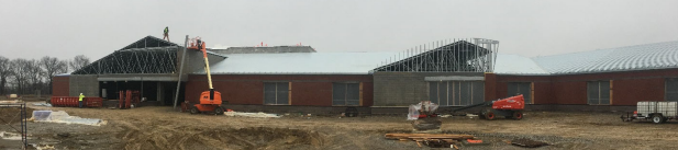 Prarie View Elementary front as of January 2020
