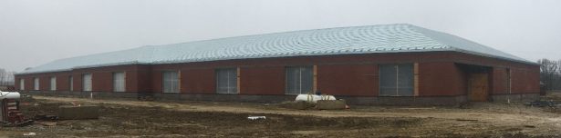 Prarie Run Elementary as of January 2020