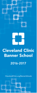 Cleveland Clinic Banner School
