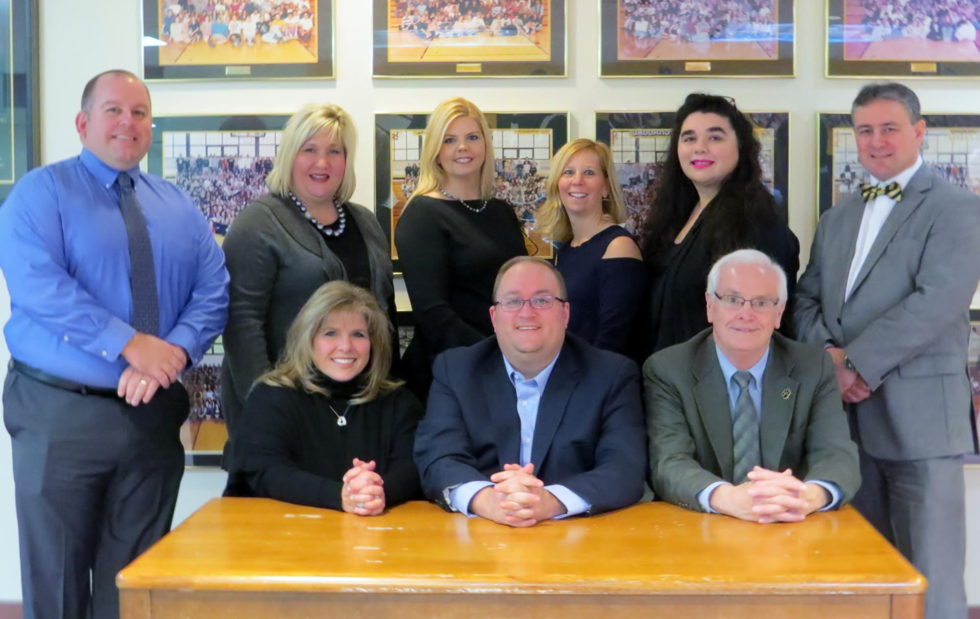 WJHSD Board of Education