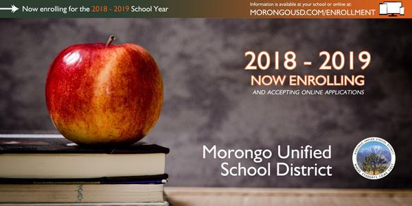 MUSD Now Enrolling