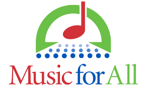 Music for All National Festival logo