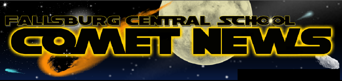 Click Here for the Comet News