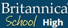 Britannic School High Logo