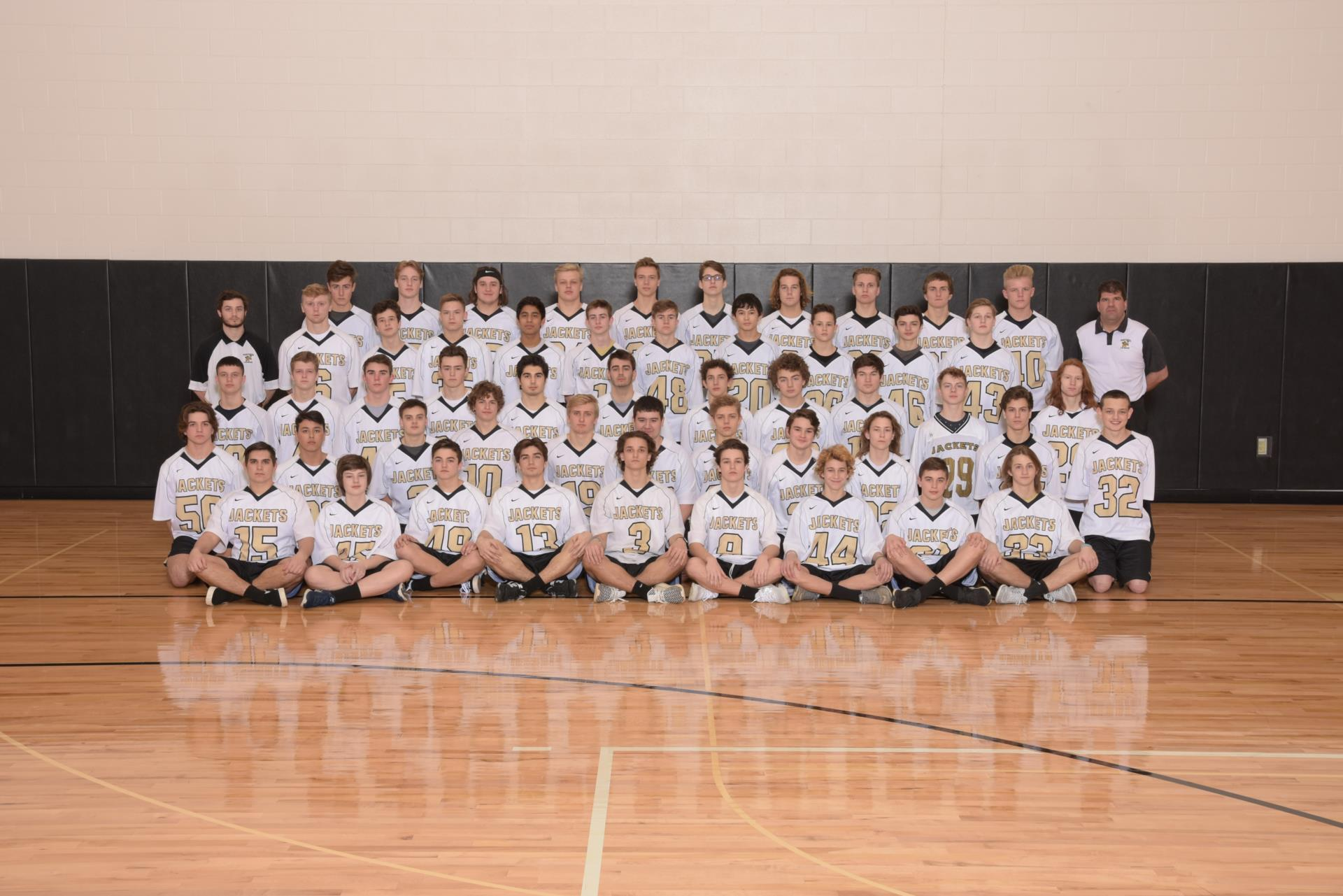 PHS Boys Lacrosse Team