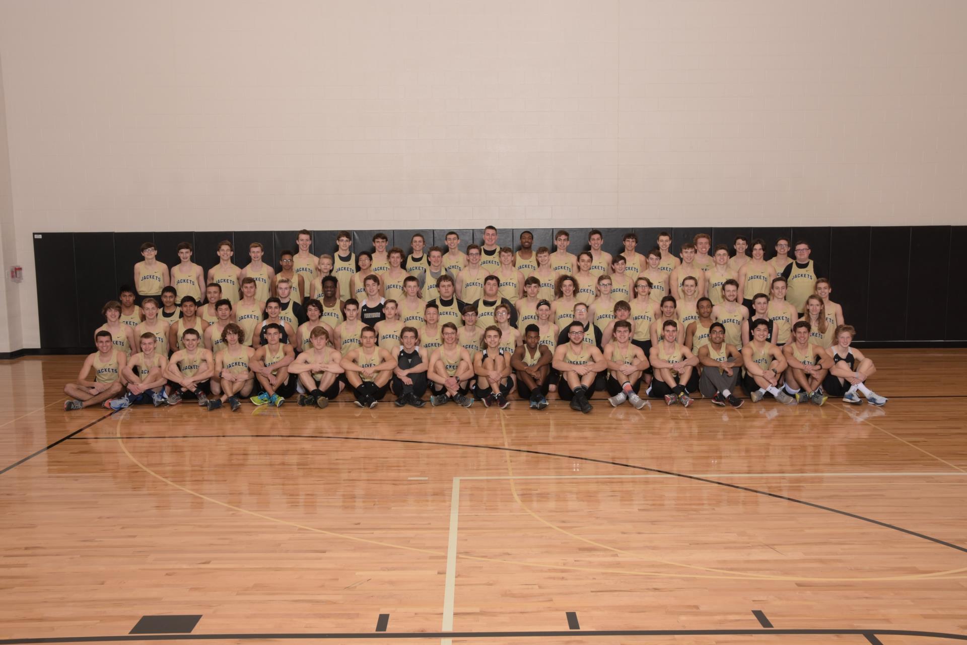 PHS Boys Track n Field Team Photo