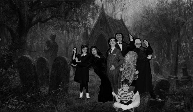 Addams Publicity Shot 1