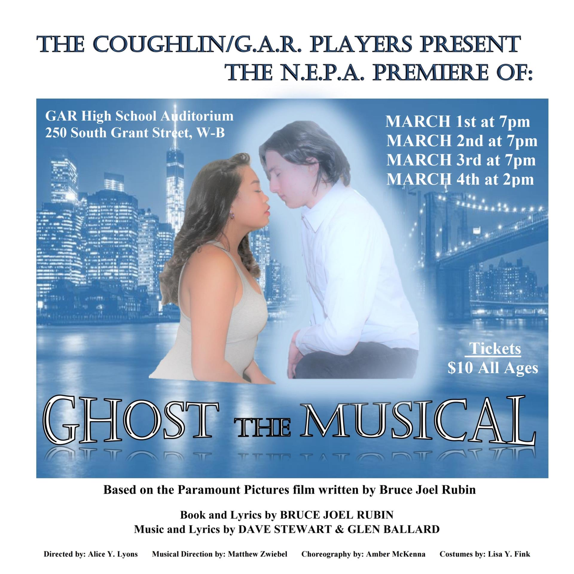 Ghost Publicity Picture