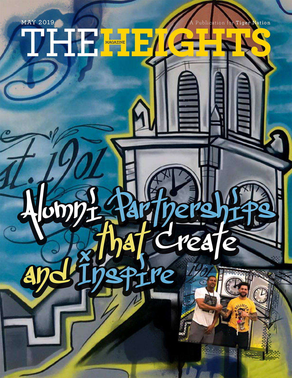 The Heights Magazine - May 2019
