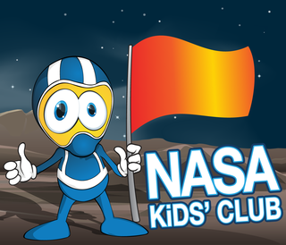 NASA Kids Club Space
