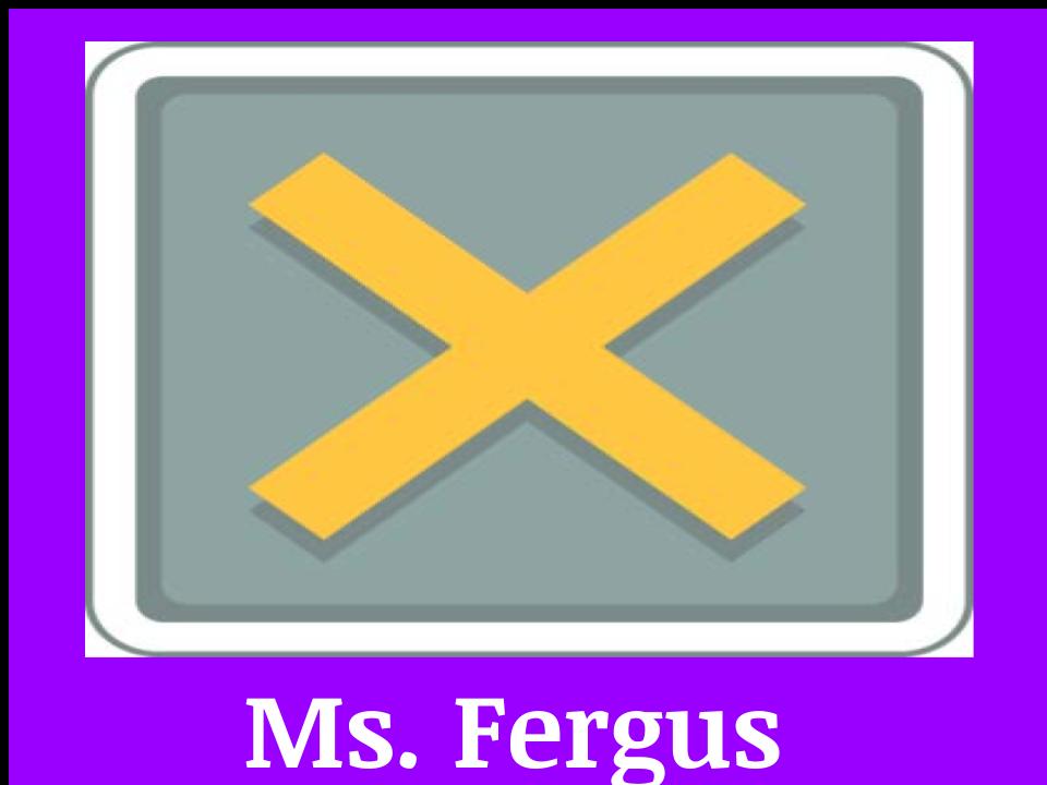 Ms. Fergus Xtramath