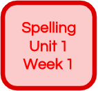 SPELLING UNIT 1 WEEK 1