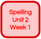 SPELLING UNIT 2 WEEK 1