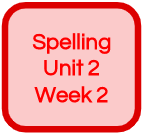 SPELLING UNIT 2 WEEK 2