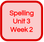SPELLING UNIT 3 WEEK 2