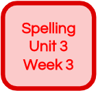 SPELLING UNIT 3 WEEK 3