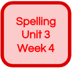 SPELLING UNIT 3 WEEK 4