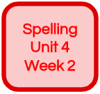 SPELLING UNIT 4 WEEK 2