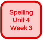 SPELLING UNIT 4 WEEK 3