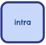 ROOT WORDS - intra