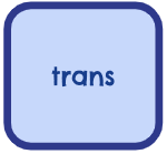 ROOT WORDS - trans