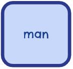 ROOT WORDS - man