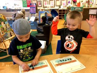 Perrysburg Preschool program