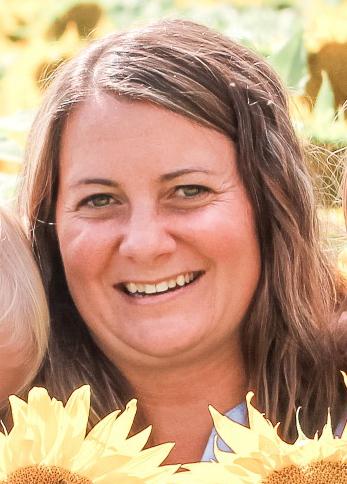 Ashley Mundrick smiling