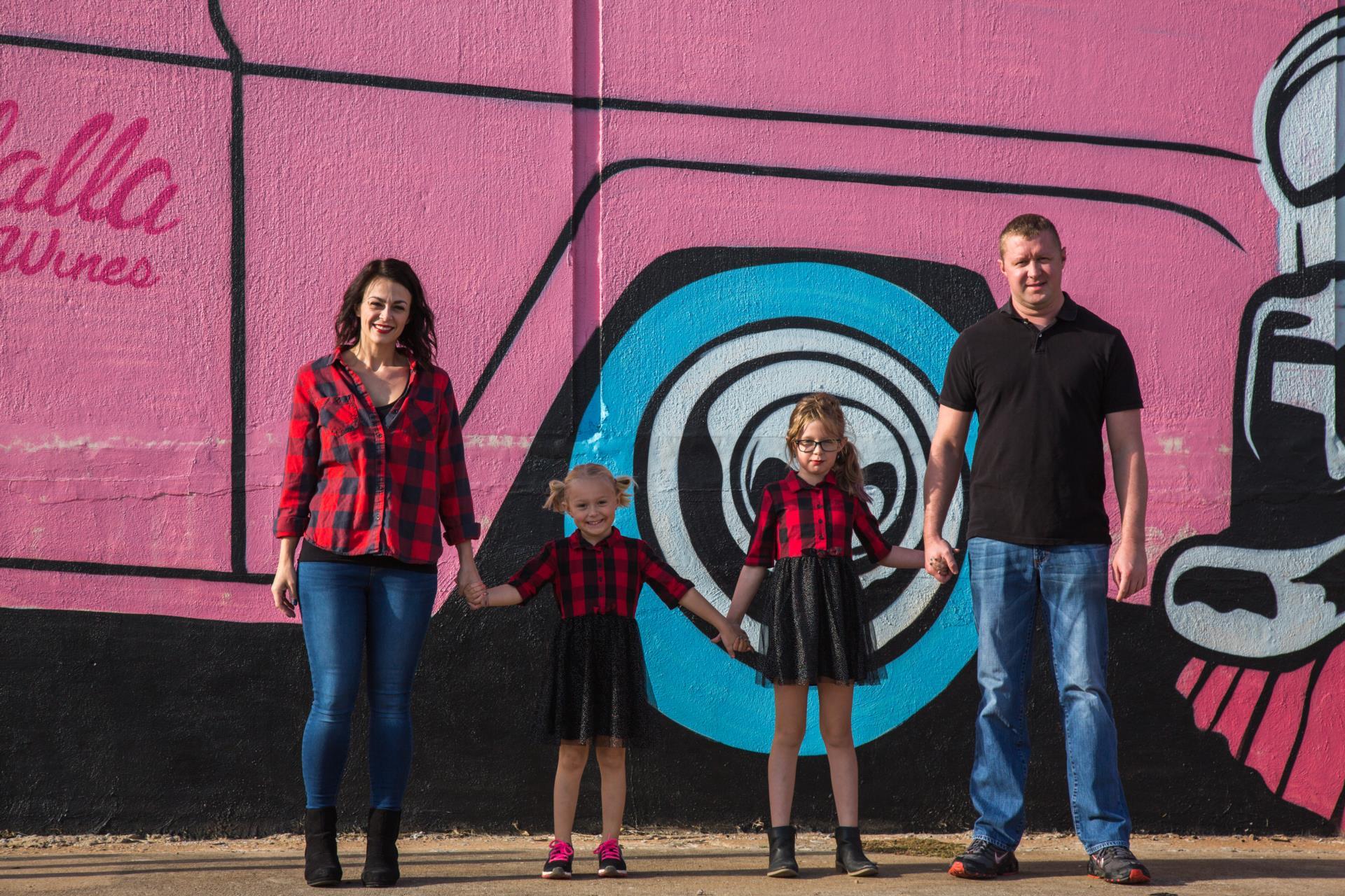 Picture of Biggs family