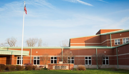 Picture of Mount Vernon Middle School