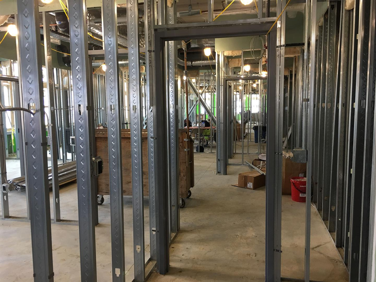 Metal Stud Framing