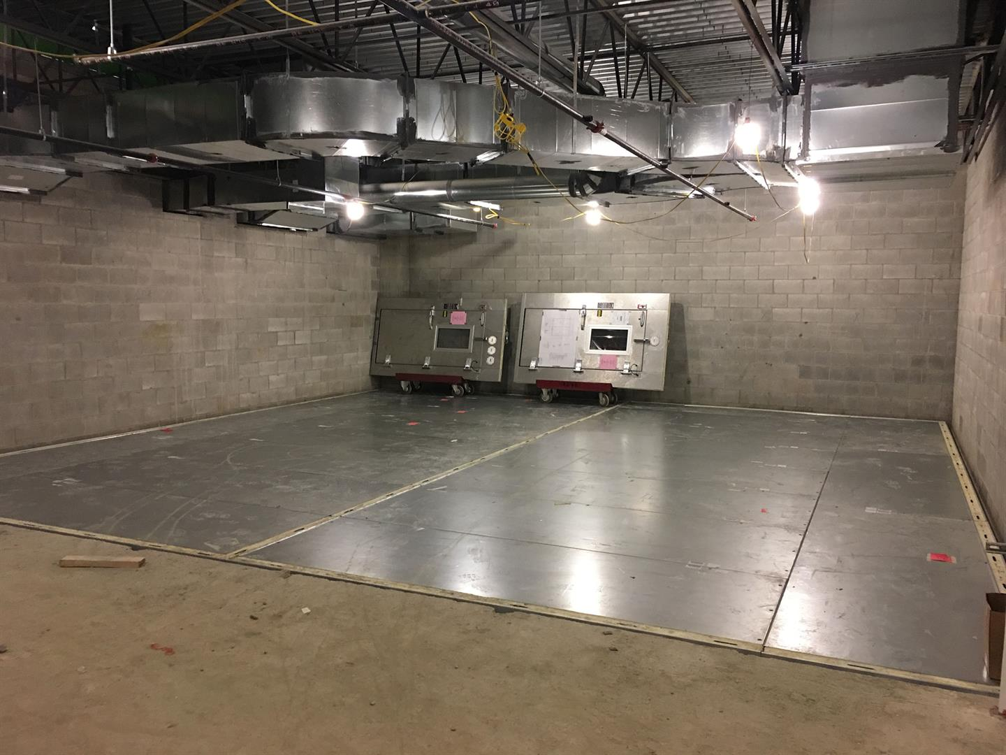 Walk-In Cooler Installation