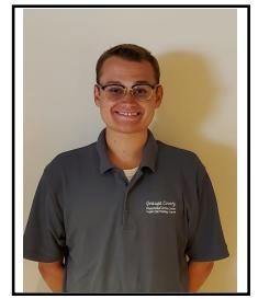Job training student graduate Colin Parrish