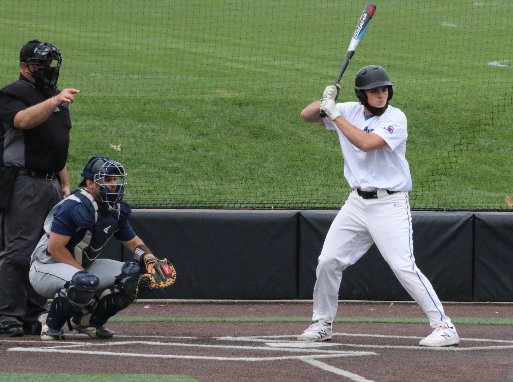 Jake up to bat