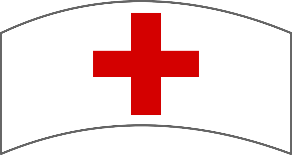 nurse cross