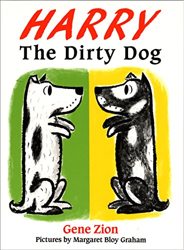 Harry the Dirty Dog by Gene Zion. Click for reading!
