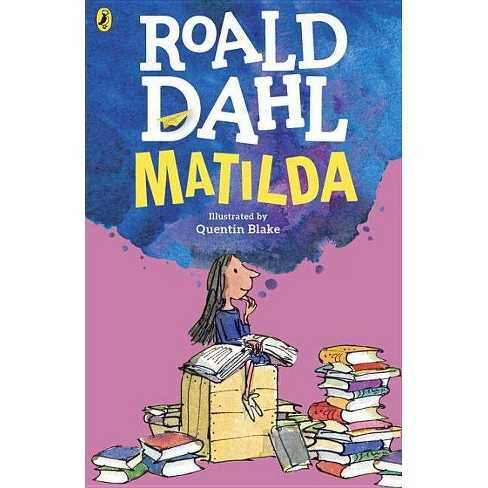 Current read: Danny the CMatilda by Roald Dahl, Illustrated by Quentin Blake