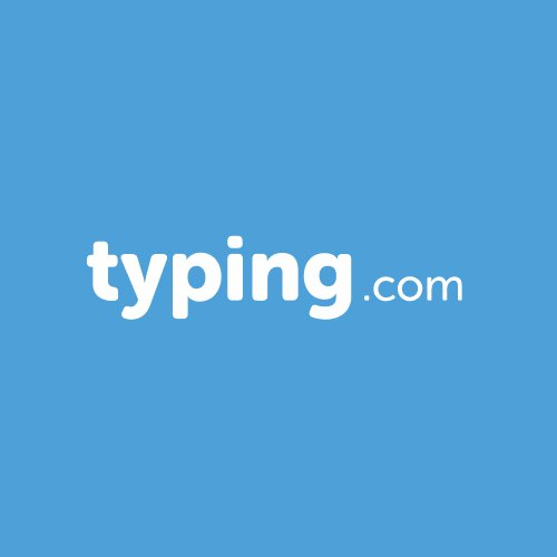 typing.com logo and link