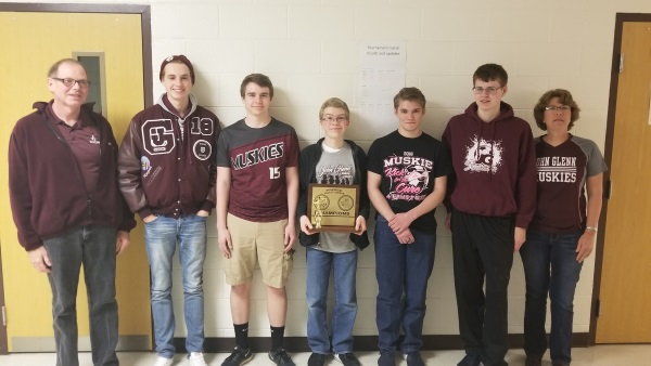 Quiz Bowl Champs Photo