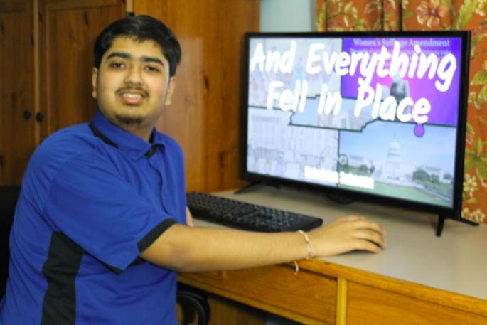 Saksham Saksena Bio Pic
