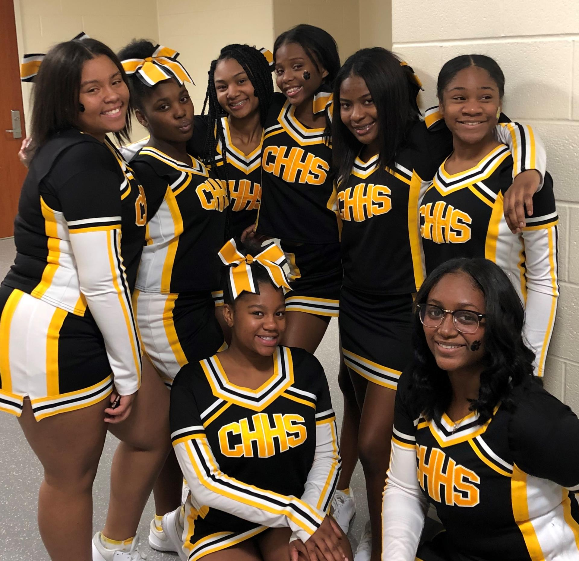 Freshman Cheer Team